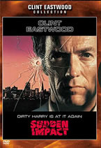 "Clint Eastwood in ""Sudden Impact"""